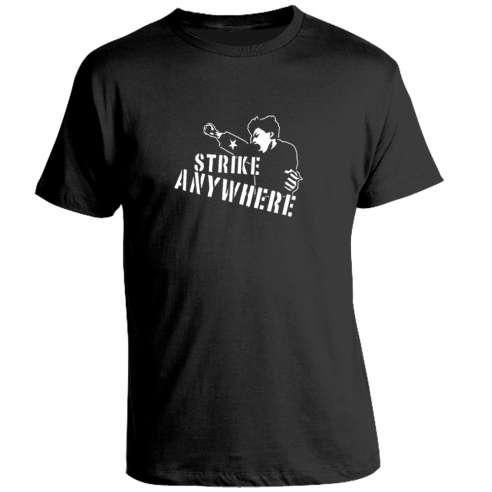 Camiseta Strike Anywhere