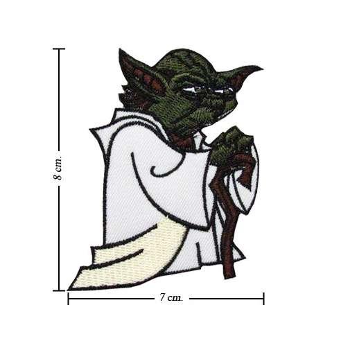 Parche Star Wars Logo