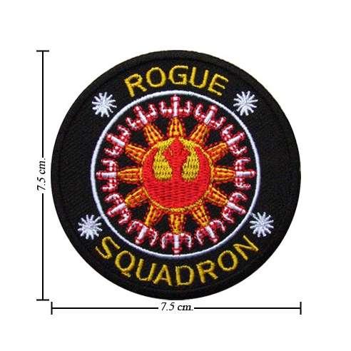 Parche Rogue Squadron