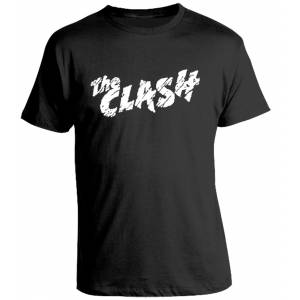 Camiseta The Clash Logo