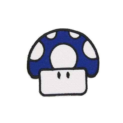 Parche Seta Mario Bros