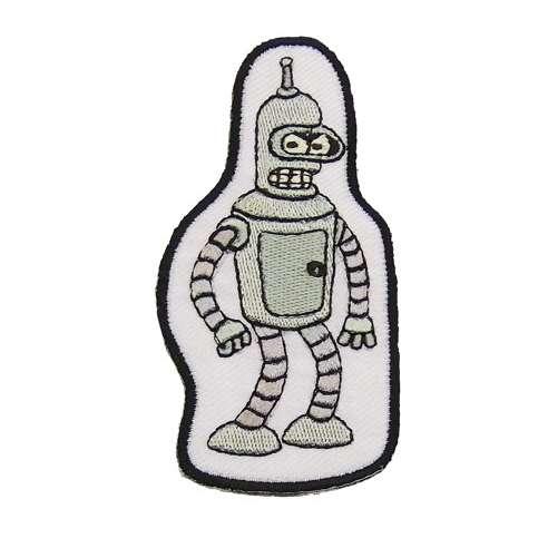 Parche Bender Futurama