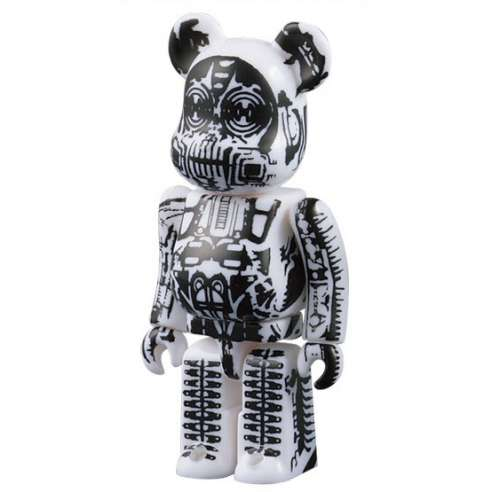 Bearbrick 100% SF series 12