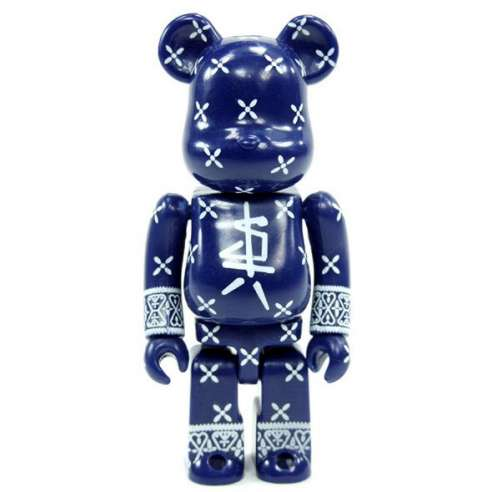 Bearbrick 100% Pattern series 15