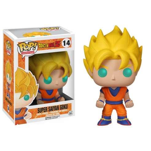 Figura Funko Pop Super Syan Goku