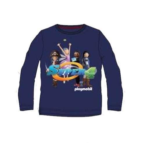 Camiseta Playmobil - Super 4