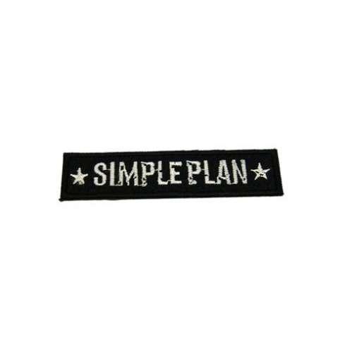 Parche Simple Plan