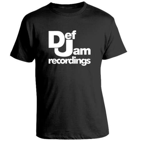 Camiseta Def Jam Recordings