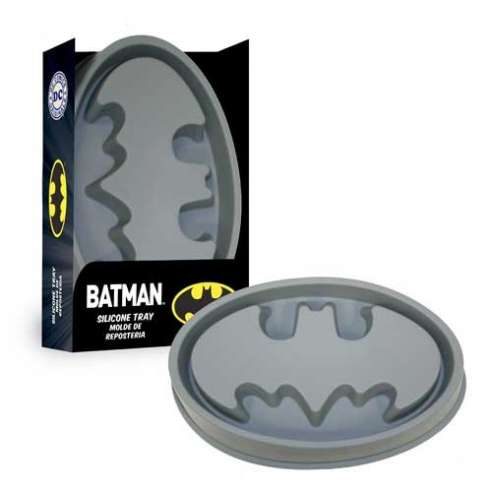 Molde pastel Batman logo
