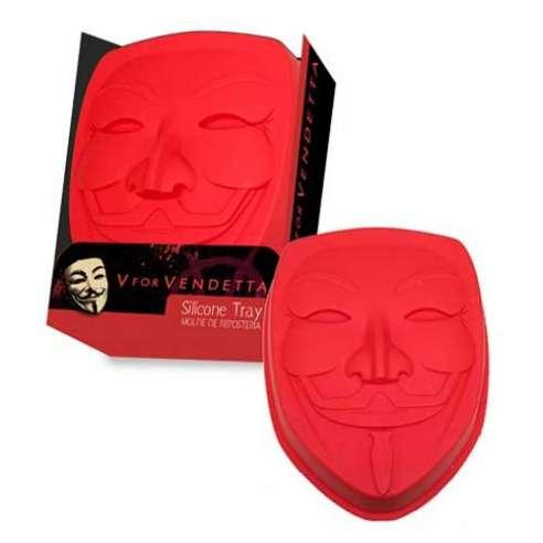 Molde Pastel Mascara Vendetta