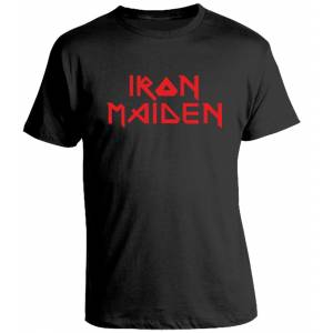 Camiseta Iron Maiden Logo