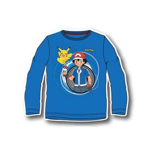 Camiseta Pokemon Ash