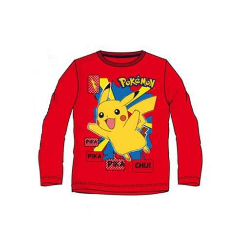 Camiseta Pokemon Ash y Pikachu
