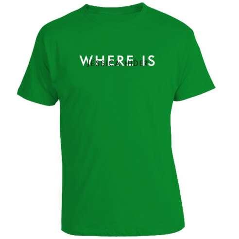 Camiseta Utopia Jessica Hide