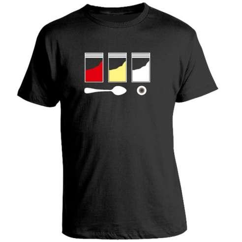 Camiseta Utopia Tortura anagrama