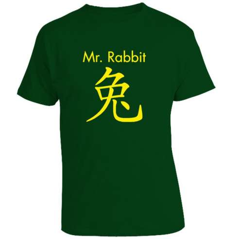 Camiseta Utopia - Mr Rabbit