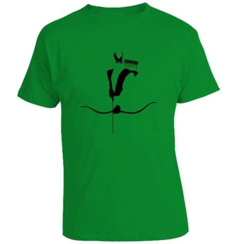 Camiseta Green Arrow Minimal