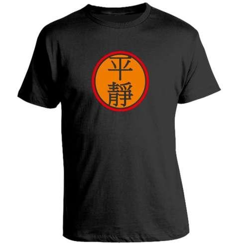 Camiseta Serenity Kanji