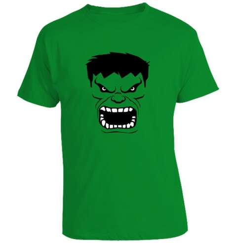 Camiseta Angry Hulk
