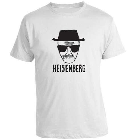 Camiseta Breaking Retrato Robot Heisenberg
