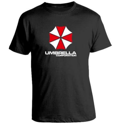 Camiseta Resident Evil - umbrella corporation