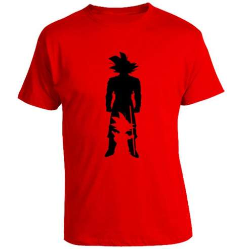 Camiseta Dragon Ball Goku After Before