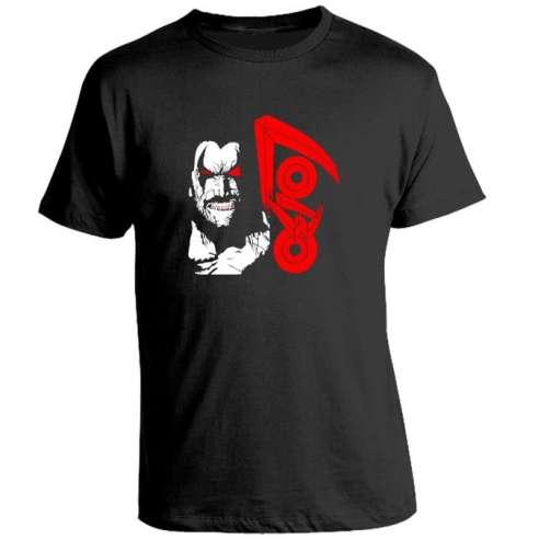 Camiseta Lobo Portait