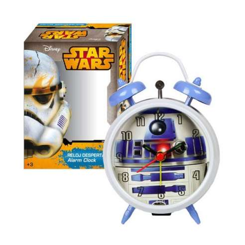 Despertador Star Wars R2D2