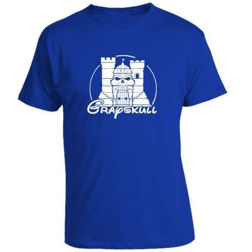 Camiseta Grayskull Castle