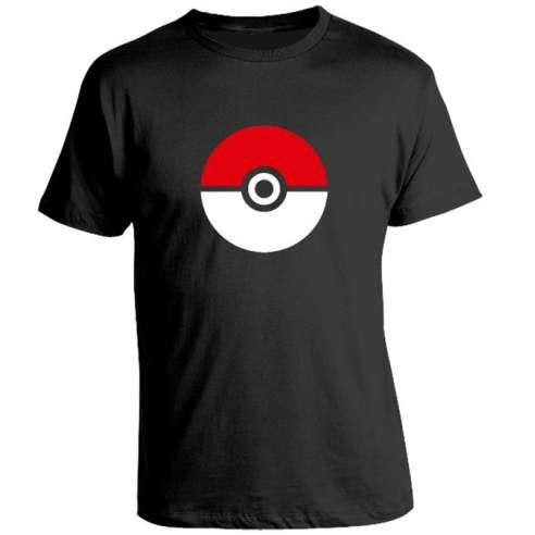 Camiseta Pokemon Pokeball