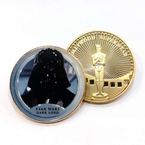 Moneda Star Wars C3PO