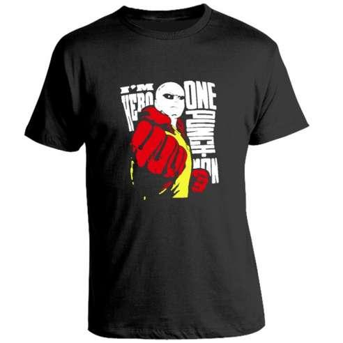 Camiseta One Punch Man Hero