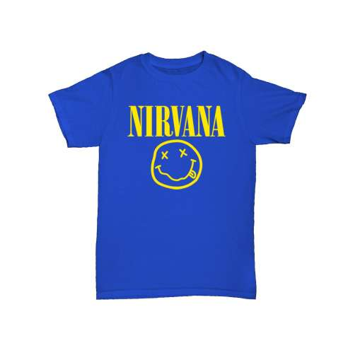 Camiseta Nirvana bebe