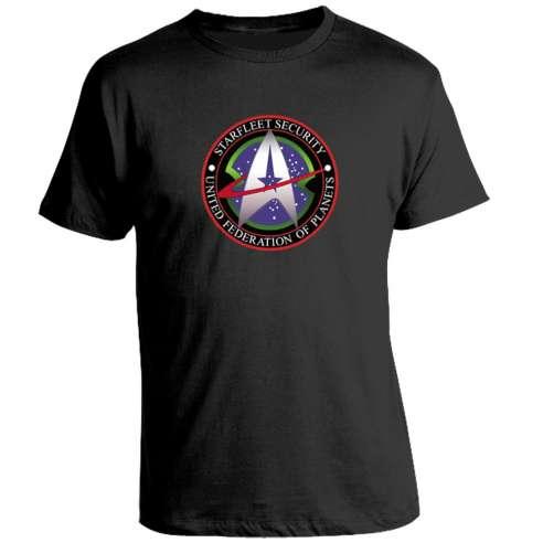 Camiseta Star Trek Starfleet