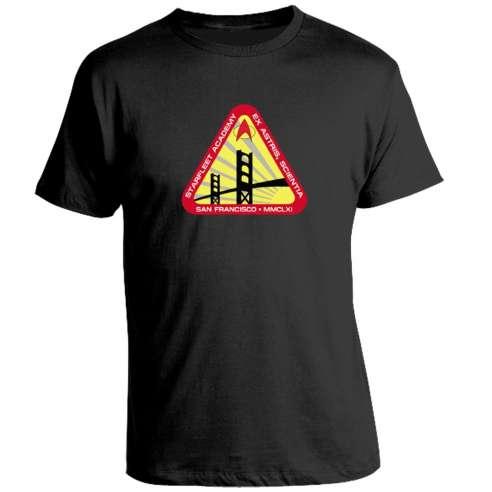 Camiseta Star Trek Starfleet Academy