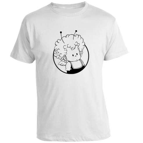 Camiseta Dr Slump Arale Gatchan Gajira