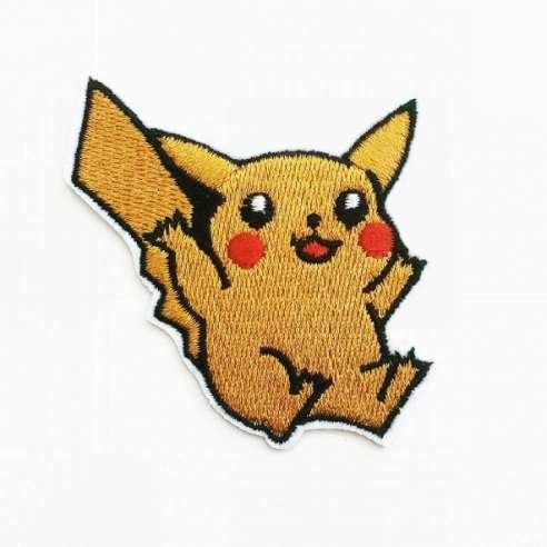 Parche Pokemon Pikachu
