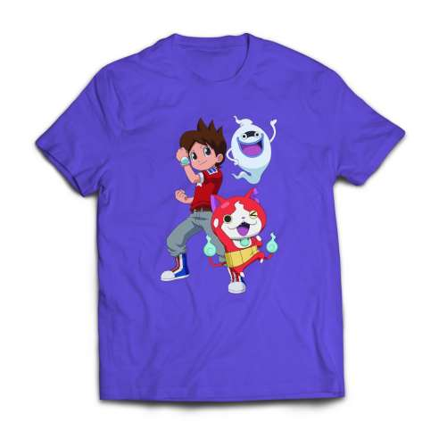 Camiseta Yo-Kai Watch infantil