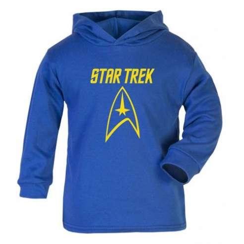 Sudadera Bebe Star Trek