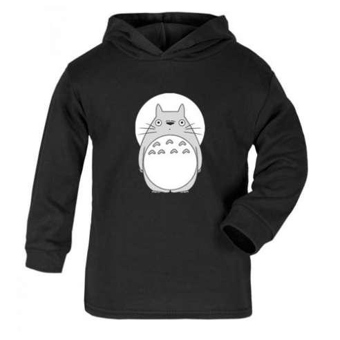 Sudadera bebe Totoro Bajo la Luna