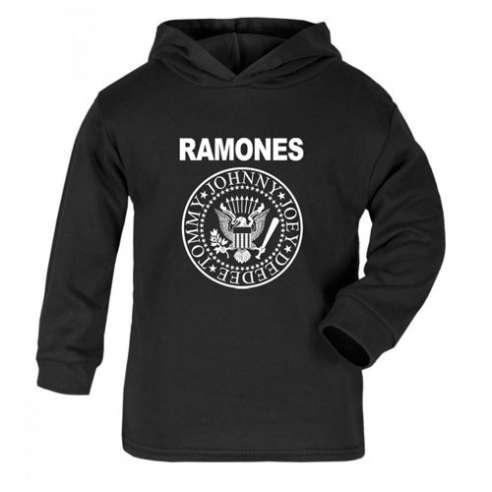 Sudadera Bebe Ramones