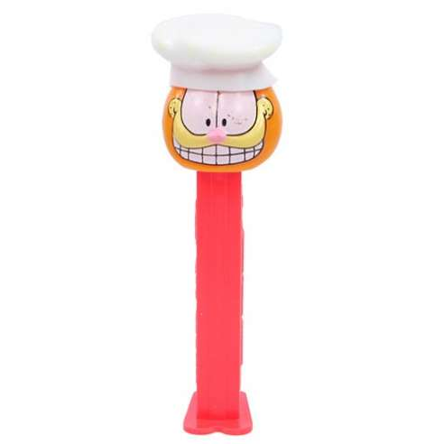 Dispensador caramelos Pez Garfield Cocinero