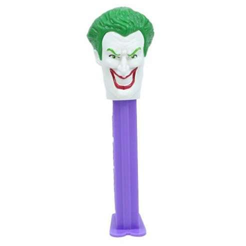 Dispensador caramelos Pez Joker - Batman