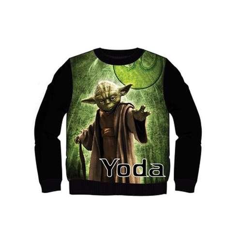 Sudadera Star Wars Yoda Jedi
