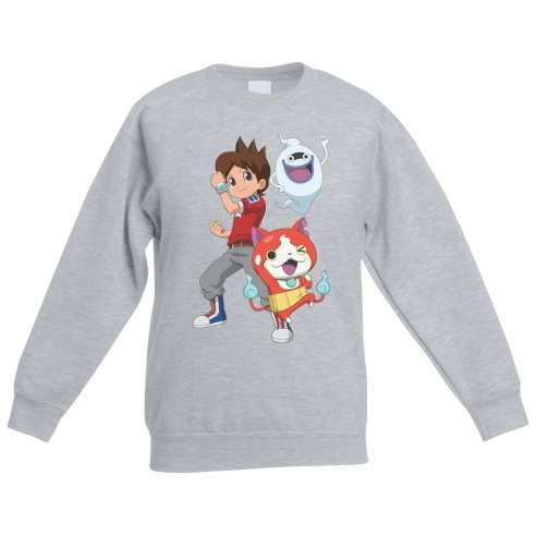 Sudadera Yo-Kai Watch
