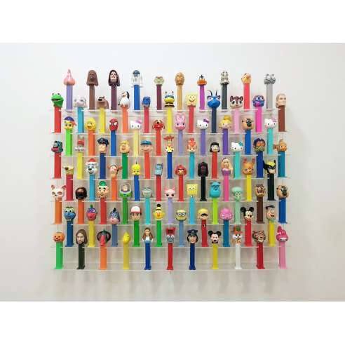 Display Expositor Dispensadores Pez Vertical