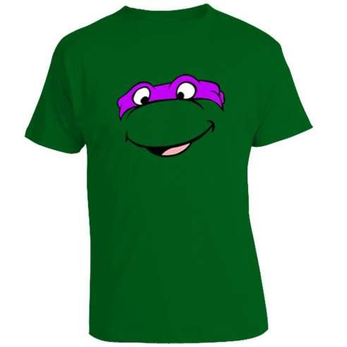 Camiseta Donatello Tortugas Ninja