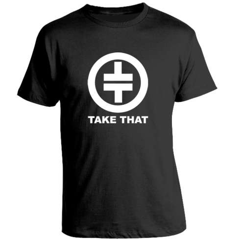 Camiseta Take That