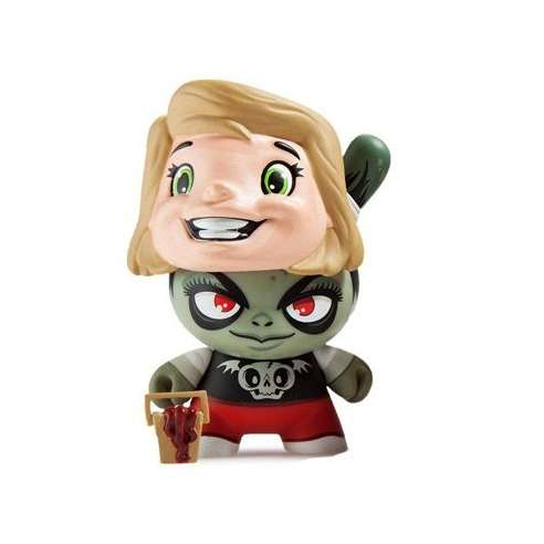 Ghoulie Jill - The Odd Ones Dunny Series by Scott Tolleson