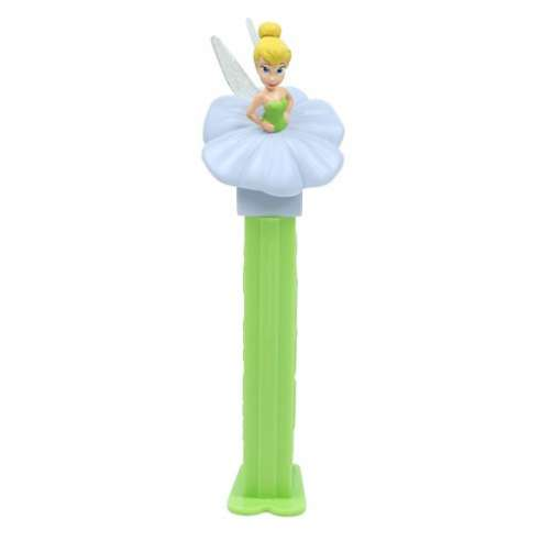 Disney Classic Fairies Tinkerbelle Blue Dispensador Caramelos Pez
